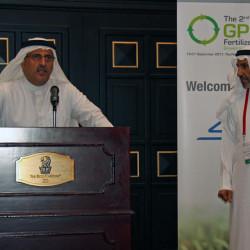 Uroczystego otwarcia konferencji dokonał sekretarz generalny GPCA, Dr Abdulwahab Al-Sadoun
