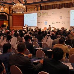 W spotkaniu wzięło udział ponad dwieście pięćdziesiąt osób reprezentujących osiemdziesiąt firm z całego świata