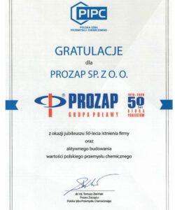 prozap-pipc-50-lecie-gratulacje