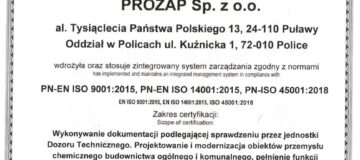 prozap-iso-certificate-2023